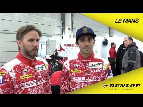 ELMS 2016: Prost and Heidfeld talk Teammates at Le Mans