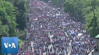 Massive Strike Brings Chile to a Halt