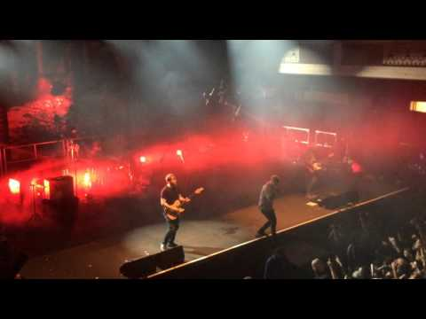 Circa Survive [Full Set, Live at The Shrine Auditorium, Los Angeles, CA, 2015.11.14]
