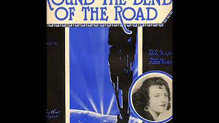 GRACIE FIELDS SINGS   -ROUND THE BEND OF THE ROAD 1932 HMV DISC