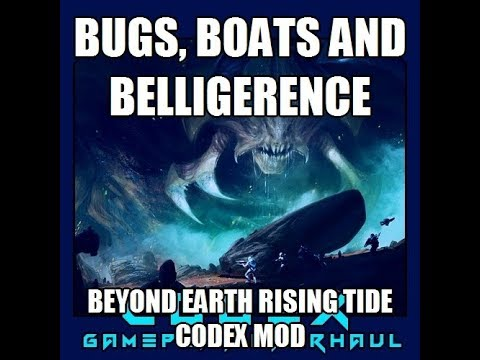 BERT - CODEX - 15 - Bugs, Boats and Belligerence