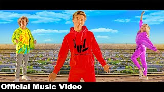 Stephen Sharer - TikTok Cutie ft. Topper Guild (Official Music Video)