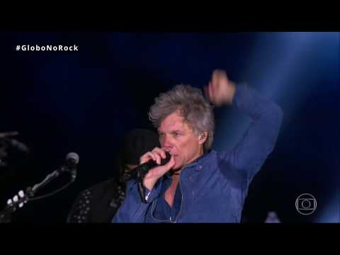 Bon Jovi - It's My Life (LIVE IN ROCK IN RIO 2017)