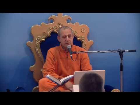 Шримад Бхагаватам 1.11.27 - Кришнадас Кавирадж прабху