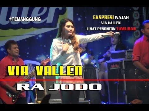 Via Vallen - Ra Jodo - OM Sera LIVE Parakan Temanggung 15 Oktober 2018