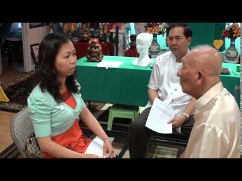 Diện Chẩn & Bấm Huyệt Lý Phước Lộc DVD 76