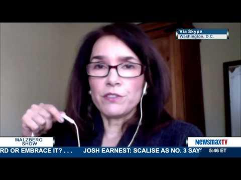 Malzberg | Susan Ferrechio – chief congressional correspondent for The Washington Examiner