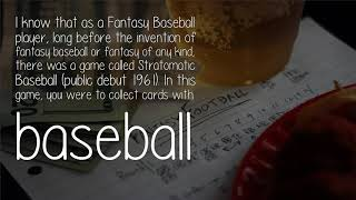 Would A Person Who Plays Fantasy Sports Play A Physical Version Fantasy Sports Card Game?