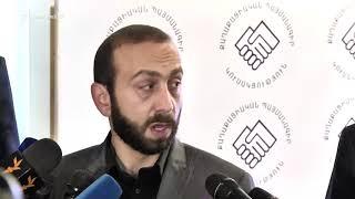 «Չեմ ողջունում Ռուսաստանի դեսպանի հանդիպումը Քոչարյանի հետ». Աժ նախագահ