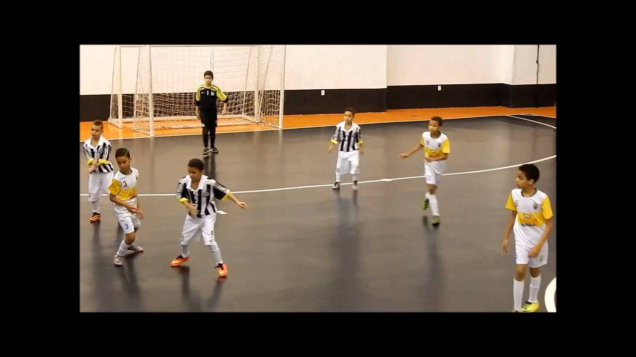 35e6c49248 Santos FC x I Nove Futebol Arte (sub-10) - Campeonato Santista 2014 -  YouTube