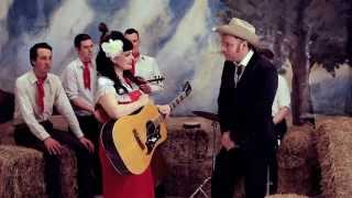 "Tami Neilson ""Texas (with bonus performance ""Cry Over You) "" Official Music Video"