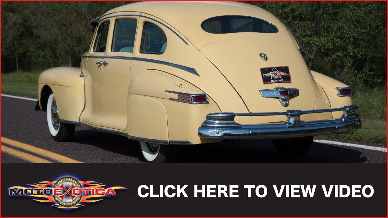 1947 lincoln zephyr v12 sold  [ 1280 x 720 Pixel ]