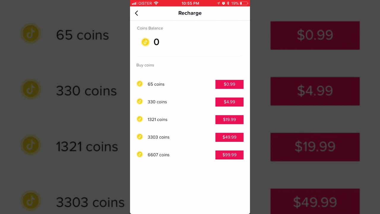 How To Buy Coins On Tiktok Youtube