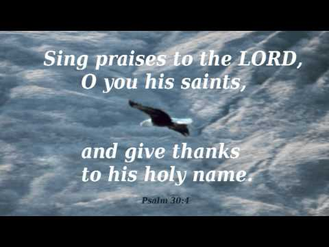 118 For Your Name Is Holy (Paul Wilbur).wmv