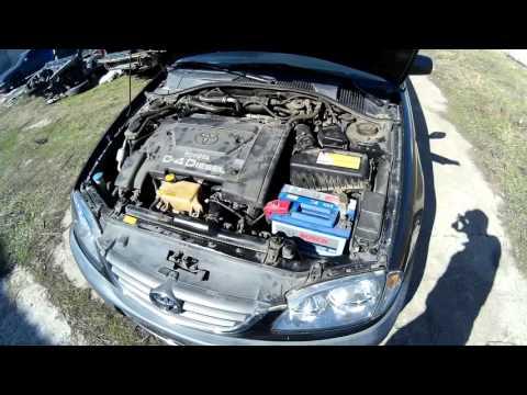 Разборка авто Toyota avensis 2.0.diesel.d4d.механика