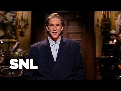 Matthew Modine's Monologue - Saturday Night Live
