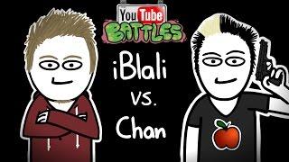 Youtube Battles #04 - iBlali vs. ChanUndSo