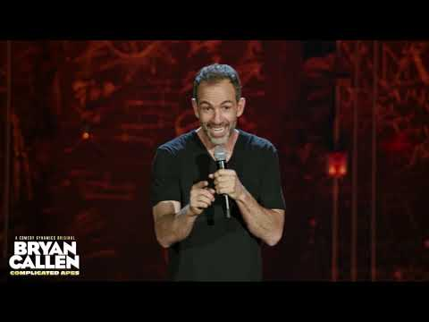 The Wall | Complicated Apes | Bryan Callen Stand Up Mp3