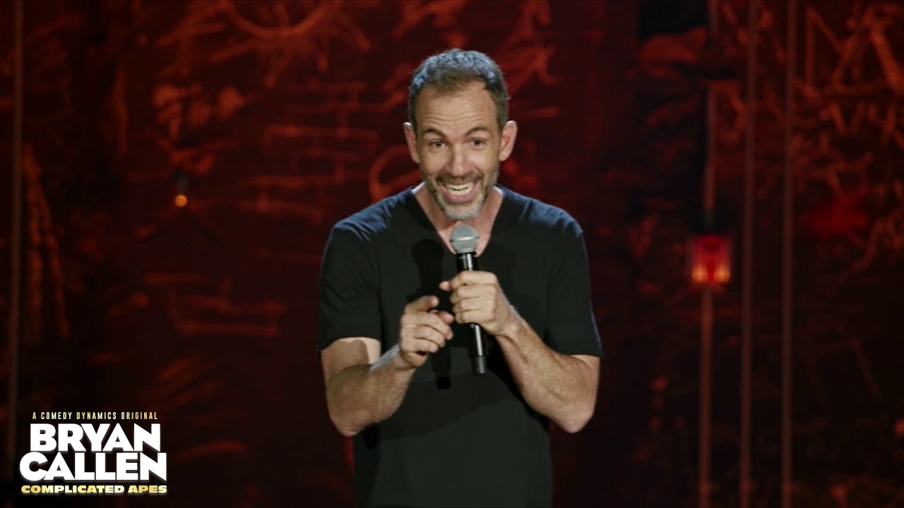 The Wall Complicated Apes Bryan Callen Stand Up Youtube
