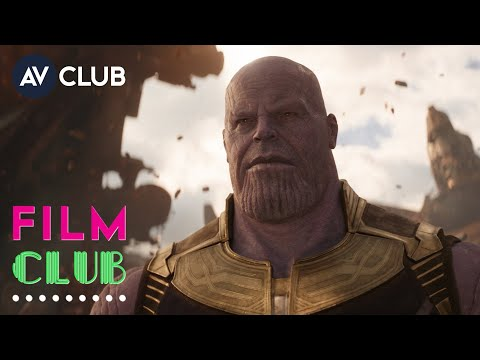 Avengers: Infinity War | Spoiler-Free Discussion & Review | Film Club
