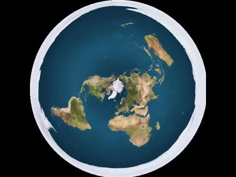 Undeniable Proof The Earth Is Flat