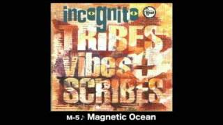 INCOGNITO 「TRIBES,VIBES+SCRIBES」