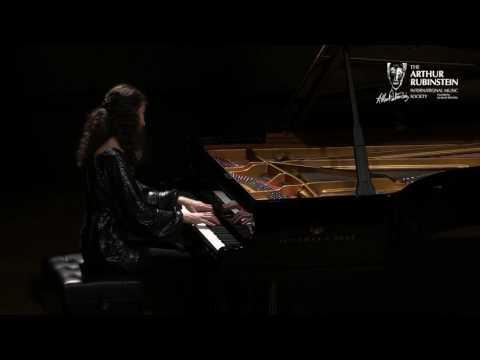MILSTEIN Nathalia - M. Ravel - La Valse, Stage I