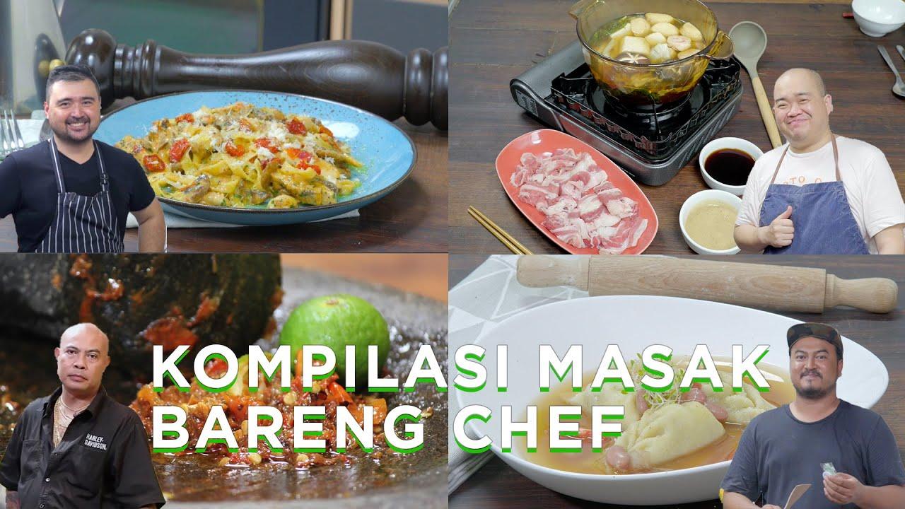 Kompilasi Masak Bareng Chef