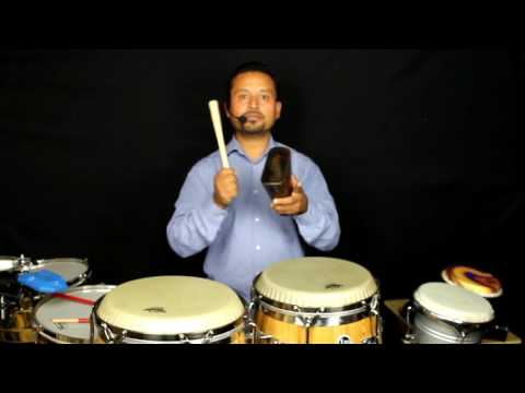 Salsa Timing Lesson by Salsa Instructor Alejandro Sol wiht Live Percussion!
