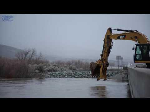 NDOT News: Cradle Braugh Bridge Closure 01.09.17