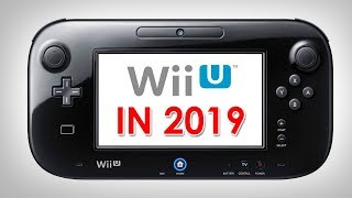 Using The Nintendo Wii U in 2019