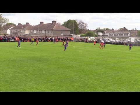 Game 11 St Kevins Boys v FC Barcelona