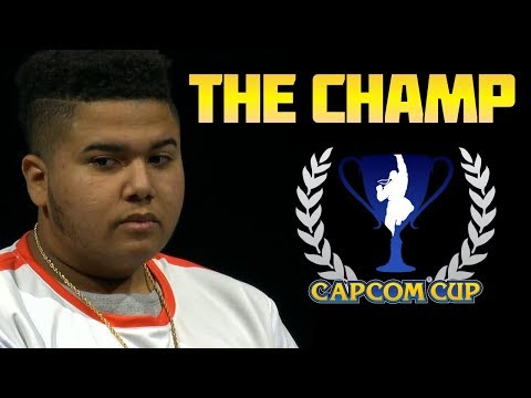 SFV S2.5 ▰ Mena RD【The Capcom Cup Champion】