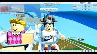 Underground Rides?! - Theme Park Tycoon 2 | Roblox (KCC Plays)