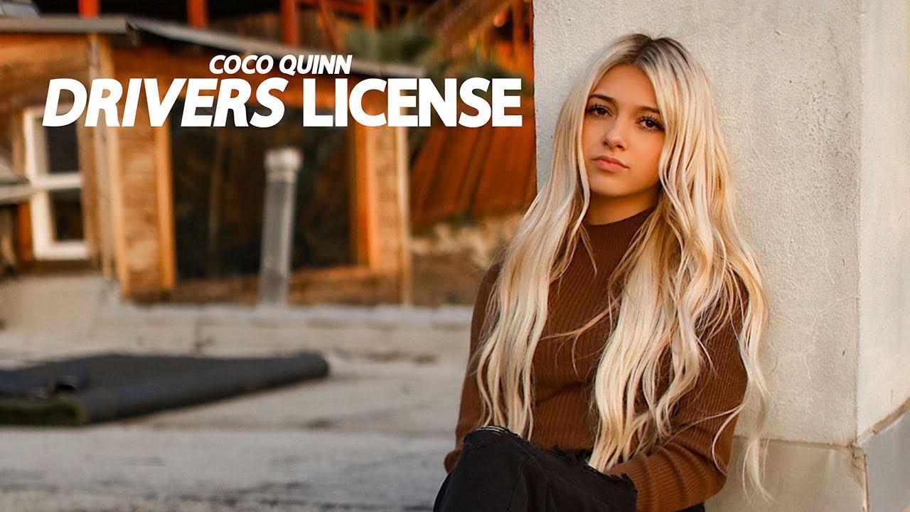 Download Olivia Rodrigo - Drivers License (Cover by Coco Quinn)