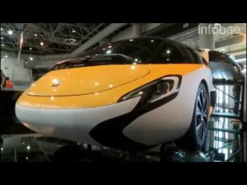 AeroMobil Flying Car en Top Marques Monaco
