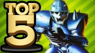 "TOP 5 ""SPORTS"" GAMES"