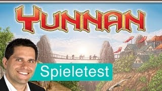 Yunnan (Spiel) / Anleitung & Rezension / SpieLama