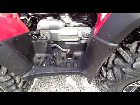 Noise in 2005 honda rincon engine  Cam chain noise? - Honda