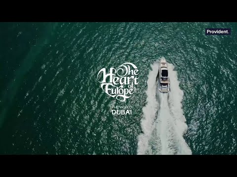 Dubai's secret luxury island – The Heart of Europe