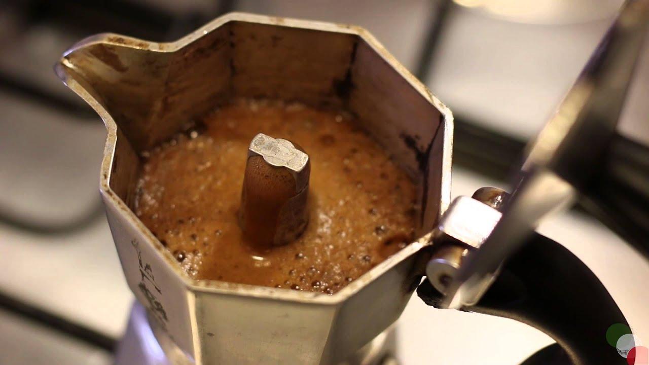 IL CAFF CON LA MOCA  YouTube