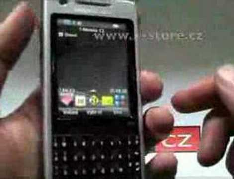 Sony Ericsson P1i videorecenze - 3.part (review)