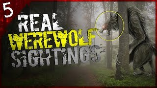 5 REAL Werewolves Seen in the Woods | Darkness Prevails