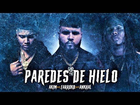 Farruko, Akim & Ankhal - Paredes De Hielo (Carbon Fiber Music)
