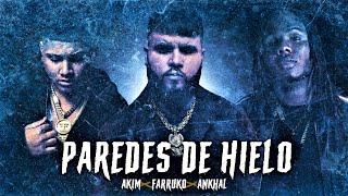 Смотреть клип Farruko, Akim & Ankhal - Paredes De Hielo
