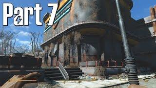 Fallout 4 Walkthrough Gameplay Part 7 – Arcjet Systems