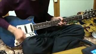 黒猫チェルシーの排泄物fromくちをギターで弾いてみました。 ライブでこ...