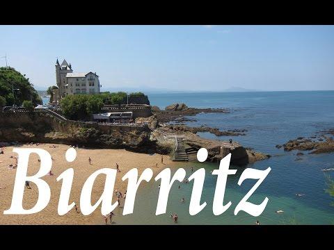 Trip to: Biarritz