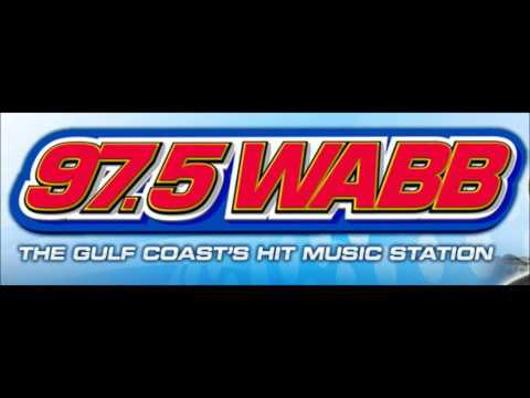 97.5 WABB FM Sign Off