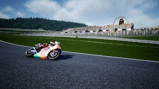 Un tour du Red Bull Ring dans MotoGP 18